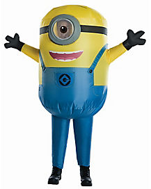 Kids Inflatable Minions Costume - Despicable Me