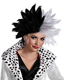 Cruella De Vil Wig - 101 Dalmatians