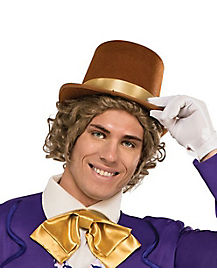 Willy Wonka Wig - Willy Wonka and the Chocolate Factory