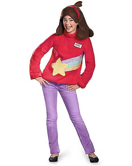Mabel costume gravity falls