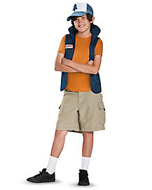 Kids Dipper Pines Costume - Gravity Falls