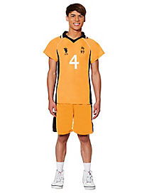Adult Yu Nishinoya Karasuno Uniform Costume - Haikyu!!