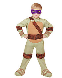 Toddler Donatello Costume - Teenage Mutant Ninja Turtles