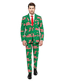 Happy Holidude Christmas Suit