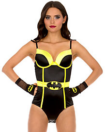 Adult Batman Bodysuit - Batman