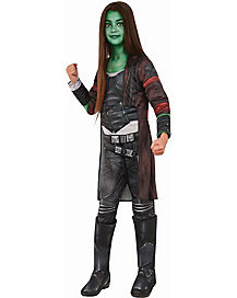 Kids Gamora Costume Deluxe - Guardians of the Galaxy