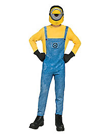 Kids Mel Minions One Piece Costume - Despicable Me 3