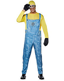 Adult Dave the Minions Costume - Despicable Me 3