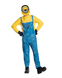 Adult Mel Minions Costume - Despicable Me 3