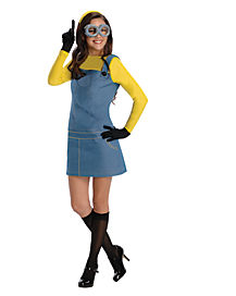 Adult Minion Dress Costume - Despicable Me 2