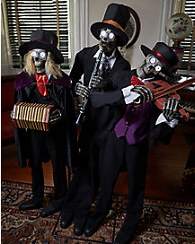 3.75 Ft Janglin' Bones Trio Animatronics – Decorations
