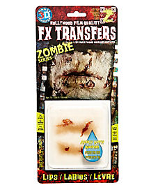 Zombie Lips FX Transfer