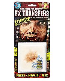 Zombie Nose FX Transfer