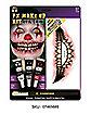 Evil Grin Tattoo Makeup Kit