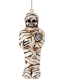 Mummy Christmas Ornament