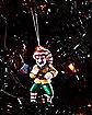 Creepy Elf Christmas Ornament