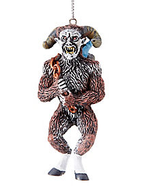 Krampus Christmas Ornament