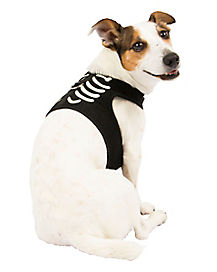 Skeleton Pet Harness