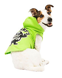 Mommy's Lil Monster Dog Hoodie