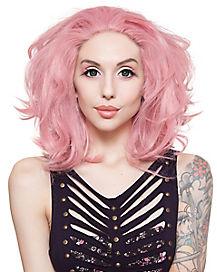Pastel Pink Wig