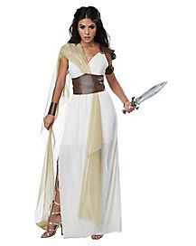 Adult Spartan Warrior Queen Costume