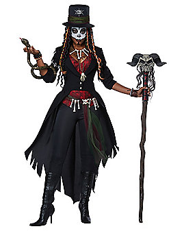 Adult Magic Voodoo Costume