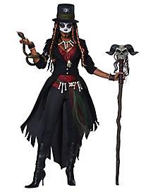 Adult Magic Voodoo Costume