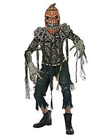 Adult Pumpkin Creature Costume
