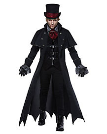Adult Out for Blood Vampire Costume - Deluxe