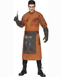 Adult Cutthroat Killer Costume