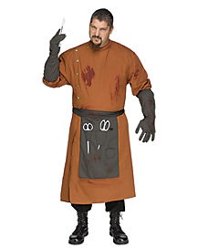 Adult Cutthroat Killer Plus Size Costume