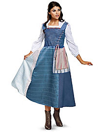 Peasant Belle Costume - Beauty and the Beast Movie