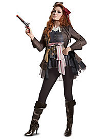 Adult Captain Jack Sparrow Costume - Pirates of the Caribbean