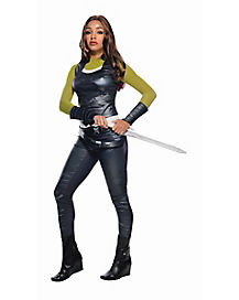 Adult Gamora Costume - Guardians of the Galaxy Vol. 2