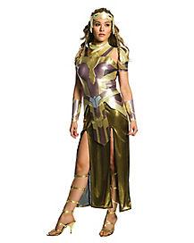 Adult Hippolyta Costume Deluxe - DC Comics