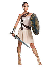 Adult Beach Battle Wonder Woman Costume Deluxe - DC Comics