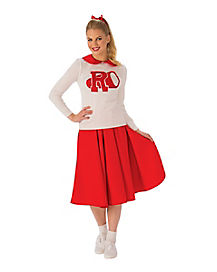 Rydell Cheerleader Costume - Grease