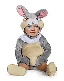 Baby Thumper One Piece Costume Deluxe - Bambi