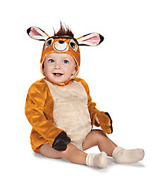 Baby Bambi One Piece Costume Deluxe - Bambi