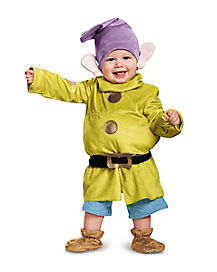 Baby Dopey Costume - Snow White