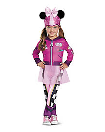 Toddler Minnie Mouse Roadster Racer Costume - Disney