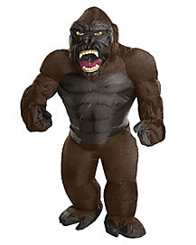 Kids King Kong Inflatable Costume - Kong: Skull Island