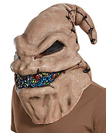Oogie Boogie Mask - Nightmare Before Christmas