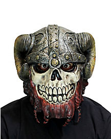 Viking Skeleton Mask