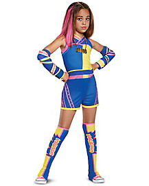 Tween Sasha Banks Costume - WWE
