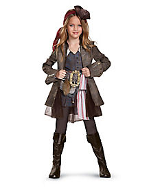 Kids Captain Jack Costume - Pirates of the Caribbean