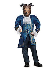 Kids Beast Costume Deluxe - Beauty and the Beast Movie
