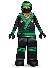 Kids Lloyd Costume - LEGO Ninjago Movie
