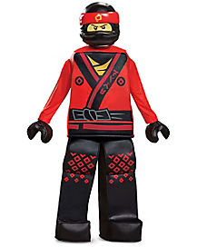 Kids Kai Costume - LEGO Ninjago Movie