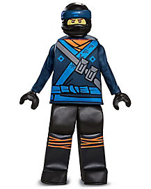 Kids Jay Costume - LEGO Ninjago Movie